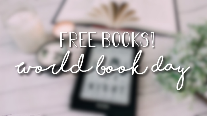 World Book Day | free books!